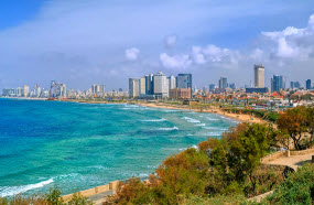 Picture of Israel Coast