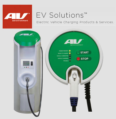 Aerovironment EV Solutions - Electric Vehicle Charging