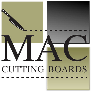 Mac Cutting Boards - Unique and Custom