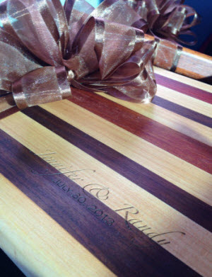 Mac Cutting Boards - Designer Pet Supplies