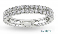 olove Diamond Ring